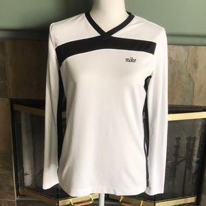 EUC Nike Throwback Long Sleeve